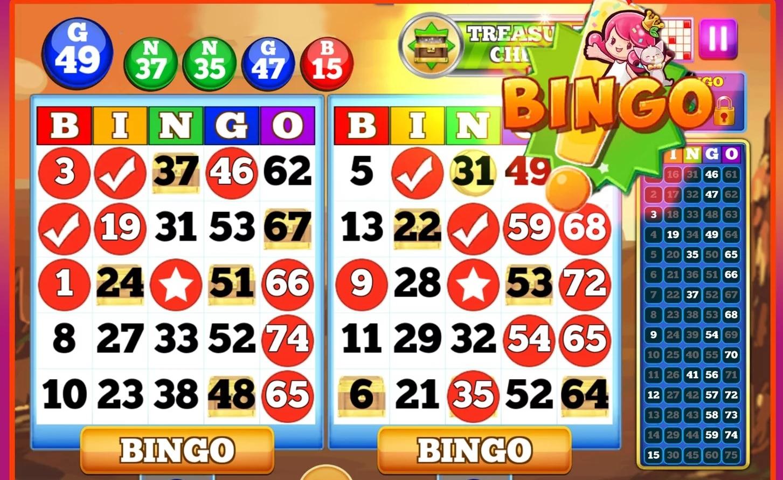 Mobile Bingo Website